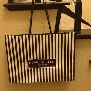 Henri Bender New York Gift Bag